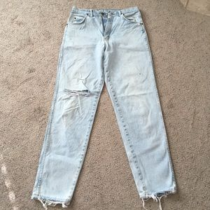 Vintage Wrangler Relaxed Fit Jeans